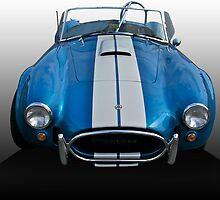 1966 Shelby Cobra No. 38 by DaveKoontz