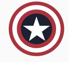 Captain America Logo by BBBang