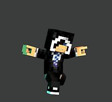 Minecrafter - Cool guy by adroition