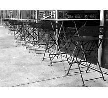 Legs. Photographic Print