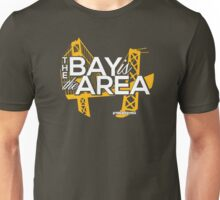 Bay Area Bridges Oakland Edition Unisex T-Shirt