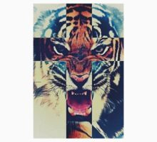 tiger by staytrill