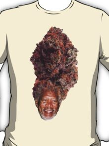 Morgan Freeman Nug Head T-Shirt