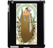 Art is Individualism iPad Case/Skin