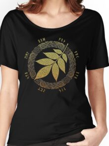 ASGARD. FALL. Women's Relaxed Fit T-Shirt