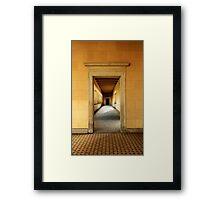 Peace Church Potsdam Framed Print