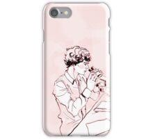 A Study in Pink iPhone Case/Skin