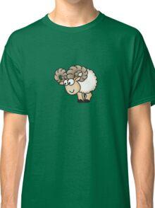 Funny Aries Sheep Classic T-Shirt