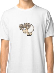 Funny Aries Sheep Classic T-Shirt