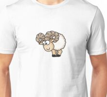 Funny Aries Sheep Unisex T-Shirt
