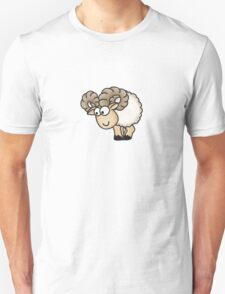 Funny Aries Sheep T-Shirt