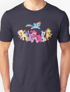 The Ponies Unisex T-Shirt