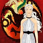 Fire & Blood by Beth Maurer