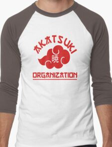 Akatsuki Men's Baseball ¾ T-Shirt