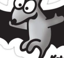Flying Fox Paraglider Sticker