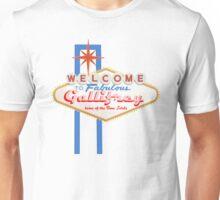 Gallifrey comes to Vegas Mash Up Unisex T-Shirt