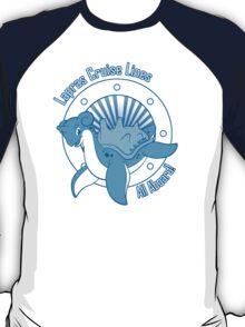 Lapras Cruise Lines T-Shirt
