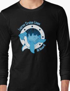 Lapras Cruise Lines Long Sleeve T-Shirt