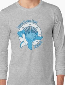 Lapras Cruise Lines Long Sleeve T-Shirt