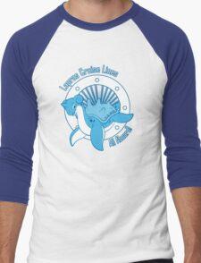 Lapras Cruise Lines Men's Baseball ¾ T-Shirt