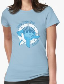 Lapras Cruise Lines Womens Fitted T-Shirt