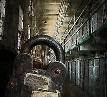 ALCATRAZ MAXIMUM SECURITY LOCKDOWN by Daniel-Hagerman