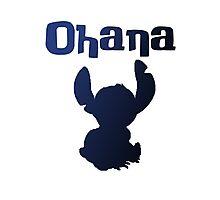 Ohana Photographic Print