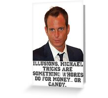 Gob Bluth Greeting Card