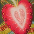 Strawberry Love by Georgina Bailey