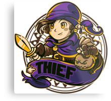 Thief - LIMITED EDITION! Metal Print