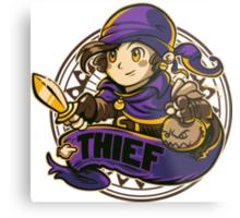 Thief - LIMITED EDITION! Metal Print