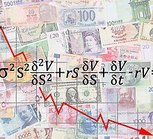 FINANCIAL CATASTROPHE EQUATION - BLACK SHOLES by Daniel-Hagerman