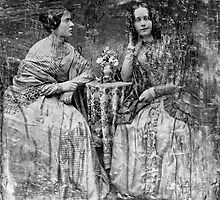 ANTEBELLUM WOMEN LOST to TIME c. 1850's by Daniel-Hagerman