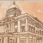 Hull City Hall (In Tea and Coffee) by acrichton