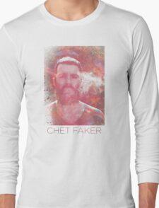 Chet Faker Long Sleeve T-Shirt