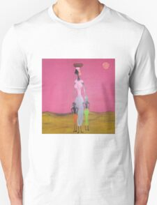 Ethnic collection 2 t shirt woman and children T-Shirt