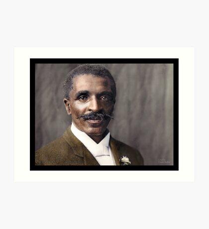 George Washington Carver, 1906 Art Print