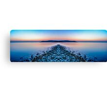 Sunset Way Canvas Print