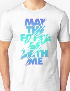 Star Wars Mantra - May the Force T-Shirt