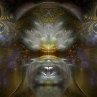 Bring Forth Love by Craig Hitchens - Spiritual Digital Art