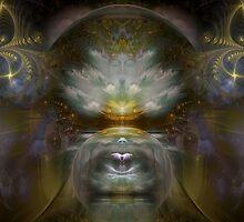 Bring Forth Love by Craig Hitchens - Spiritual Digital Art