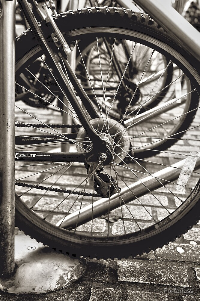 Cycle Wheels by Forfarlass