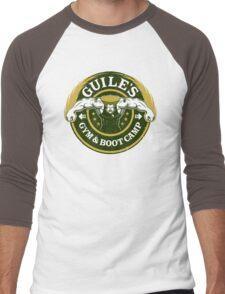 Guile's Gym & Boot Camp Men's Baseball ¾ T-Shirt