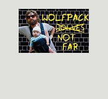 Wolfpack not far T-Shirt