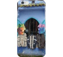 Atlas Travel Desert Caravan 5 village phone case iPhone Case/Skin