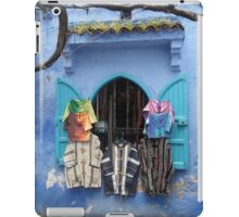 Atlas 5 Travel Desert Caravan Tablet iPad Case/Skin