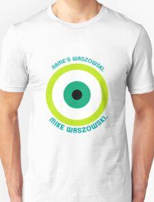Monsters Inc. - Mike Waszowski (Minimal) Unisex T-Shirt