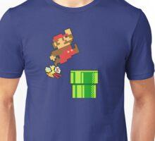Mario vs. Flappy Bird Unisex T-Shirt