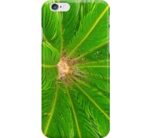 Atlas Travel palmtree phone case iPhone Case/Skin