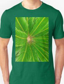 Atlas Travel palmtree t-shirt T-Shirt